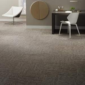 54806 Carbon Copy - Carpet Tile   Shaw