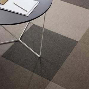 Solid Color Carpet Tiles