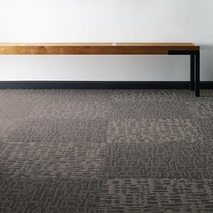 54844 Genius Shaw Modular Carpet Tiles