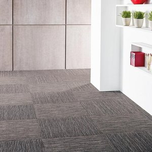 54845 Intellect Shaw Modular Carpet Tiles
