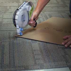 Lokdots Applicator Ecoworx Carpet Tiles Shaw