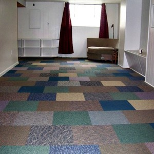Checkerboard Mix N Match Commercial Carpet Tiles