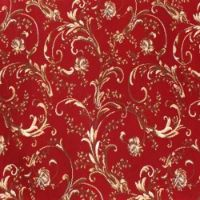 Emporer Woven Wilton Carpet Color 466 Red