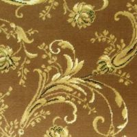 Emporer Woven Wilton Carpet Color 807 Cinnamon
