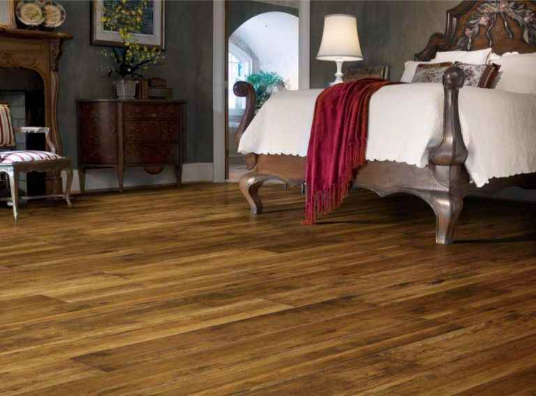 Sw186 Grand Canyon Hickory Hardwood Flooring Shaw