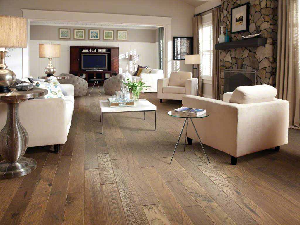 SW546 Sequoia Hickory Mixed